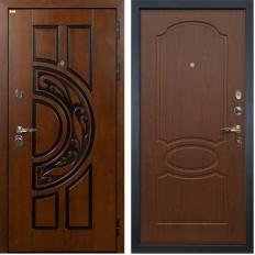 Входная дверь Лекс Спартак Cisa Береза мореная (панель №12)
