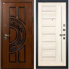 Входная дверь Лекс Спартак Cisa Верджиния Дуб беленый (панель №38)