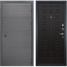 Входная дверь Лекс Сенатор 3К Софт графит / Венге (панель №21)