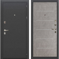Входная дверь Лекс Колизей Бетон серый (панель №80)