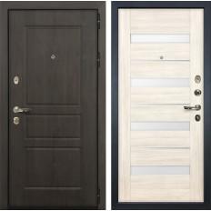 Входная дверь Лекс Сенатор Винорит Сицилио Дуб беленый (панель №46)