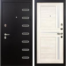 Входная дверь Лекс Витязь Баджио Дуб беленый (панель №47)