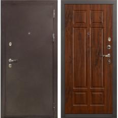 Входная дверь Лекс 5А Цезарь Винорит дуб тёмный (панель №90)