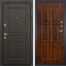 Входная дверь Лекс Сенатор Винорит Винорит дуб тёмный (панель №83)
