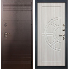 Входная дверь Лекс Легион Сандал белый (панель №44)