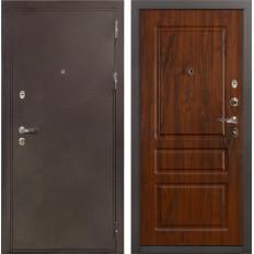 Входная дверь Лекс 5А Цезарь Винорит дуб тёмный (панель №92)