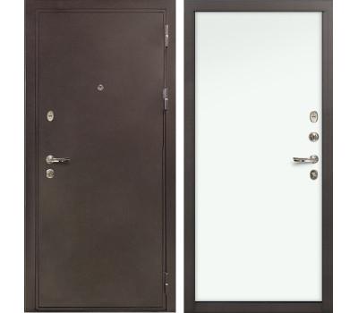 Входная стальная дверь Лекс 5А Цезарь Винорит Белый (панель №59)