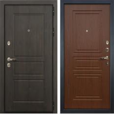 Входная дверь Лекс Сенатор Винорит Береза мореная (панель №19)