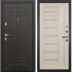 Входная дверь Лекс Сенатор 8 Верджиния Ясень кремовый (панель №40)