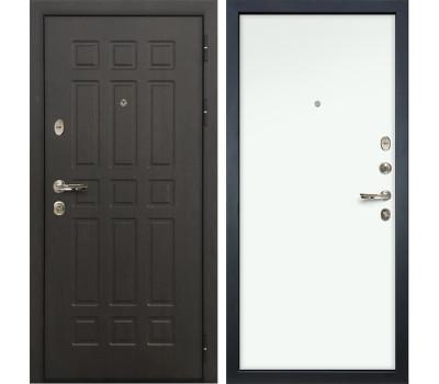 Входная металлическая дверь Лекс Сенатор 8 Белая (панель №59)