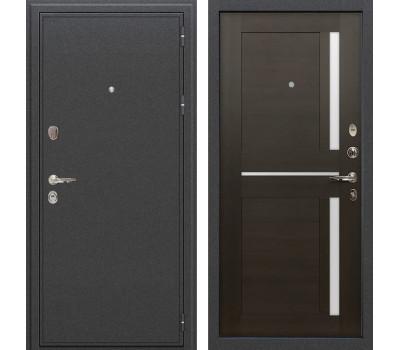 Входная стальная дверь Лекс Колизей Баджио Венге (панель №50)