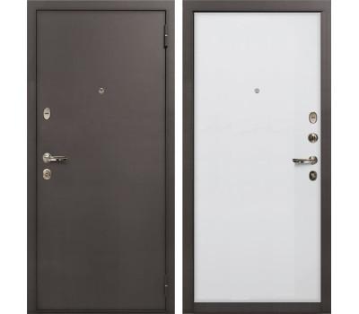 Входная стальная дверь Лекс 1А Ясень белый (панель №62)