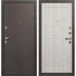 Входная дверь Лекс 1А Сандал белый (панель №44)