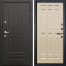 Входная дверь Лекс Сенатор 8 Дуб беленый (панель №28)