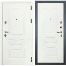 Входная дверь Лекс Легион 3К Шагрень белая / Шагрень белая (панель №68)