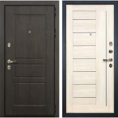 Входная дверь Лекс Сенатор Винорит Верджиния Дуб беленый (панель №38)