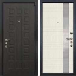Входная дверь Лекс 4А Неаполь Mottura Новита Дуб беленый (панель №52)