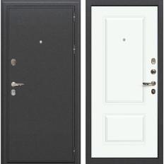 Входная дверь Лекс Колизей Вероника-1 Эмаль Белая (панель №55)