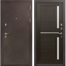 Входная дверь Лекс 5А Цезарь Баджио Венге (панель №50)