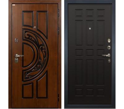 Входная стальная дверь Лекс Спартак Cisa Венге (панель №29)