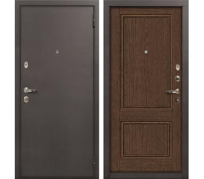 Входная стальная дверь Лекс 1А Энигма-1 Орех (панель №57)
