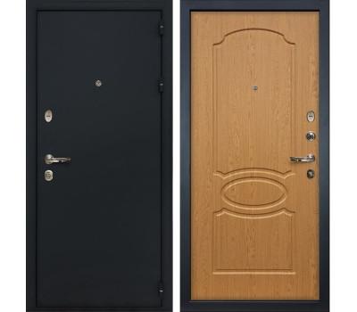 Входная стальная дверь Лекс 2 Рим Дуб натуральный (панель №15)