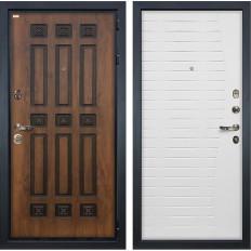 Входная дверь Лекс Гладиатор 3К Винорит Ясень белый (панель №36)