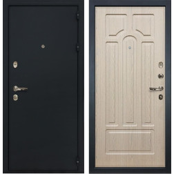 Входная стальная дверь Лекс 2 Рим Дуб беленый (панель №25)