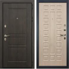 Входная дверь Лекс Сенатор Винорит Дуб беленый (панель №20)