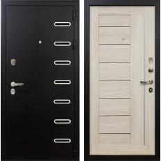 Входная дверь Лекс Витязь Верджиния Ясень кремовый (панель №40)