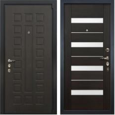 Входная дверь Лекс 4А Неаполь Mottura Сицилио Венге (панель №51)