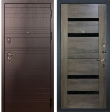 Входная дверь Лекс Легион Неро Графит шале (панель №65)
