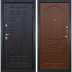 Входная дверь Лекс Гладиатор 3К Береза мореная (панель №12)