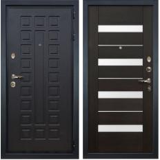 Входная дверь Лекс Гладиатор 3К Сицилио Венге (панель №51)