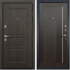 Входная дверь Лекс Сенатор Винорит Верджиния Венге (панель №39)
