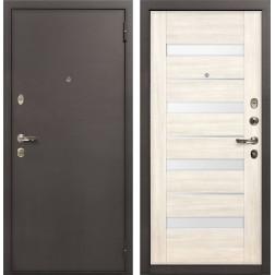 Входная дверь Лекс 1А Сицилио Дуб беленый (панель №46)