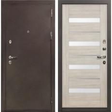 Входная дверь Лекс 5А Цезарь Сицилио Ясень кремовый (панель №48)