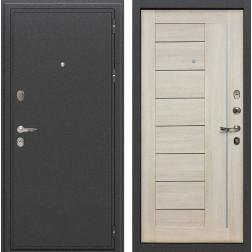 Входная стальная дверь Лекс Колизей Верджиния Ясень кремовый (панель №40)