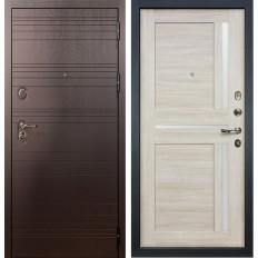 Входная дверь Лекс Легион Баджио Ясень кремовый (панель №49)