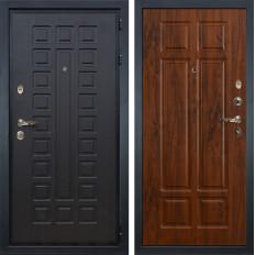 Входная дверь Лекс Гладиатор 3К Винорит дуб тёмный (панель №90)