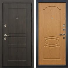 Входная дверь Лекс Сенатор Винорит Дуб натуральный (панель №15)