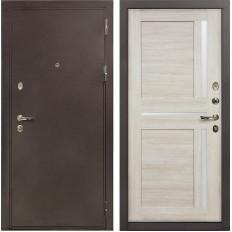 Входная дверь Лекс 5А Цезарь Баджио Ясень кремовый (панель №49)