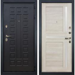 Входная дверь Лекс Гладиатор 3К Баджио Ясень кремовый (панель №49)