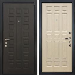 Входная дверь Лекс 4А Неаполь Mottura Дуб беленый (панель №28)