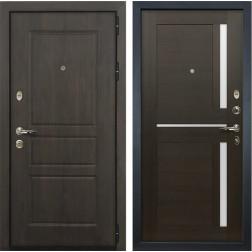 Входная дверь Лекс Сенатор Винорит Баджио Венге (панель №50)