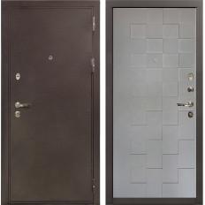 Входная дверь Лекс 5А Цезарь Графит софт Квадро (панель №72)