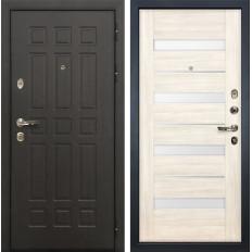 Входная дверь Лекс Сенатор 8 Сицилио Дуб беленый (панель №46)