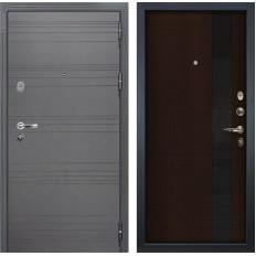 Входная дверь Лекс Легион 3К Софт графит / Новита Венге (панель №53)