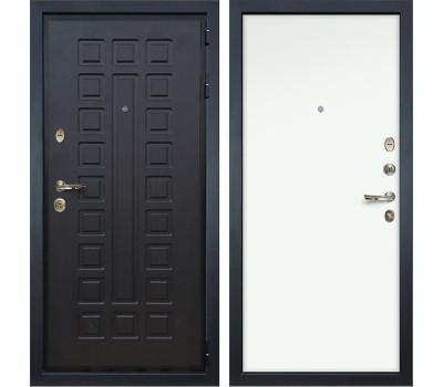 Входная металлическая дверь Лекс Гладиатор 3К Белый (панель №59)