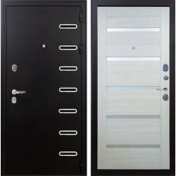 Входная дверь Лекс Витязь Клеопатра-2 Дуб беленый (панель №58)